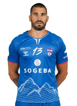 Maillot Officiel Saison 20-21